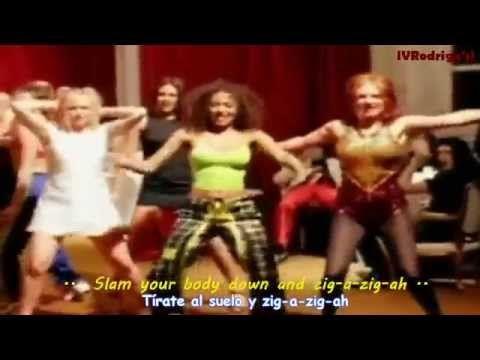 Spice Girls - Wannabe [Lyrics y Subtitulos en Español] - YouTube