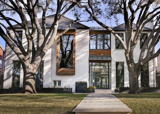 BECKI OWENS- Stunning Exteriors with Steel Frame Windows