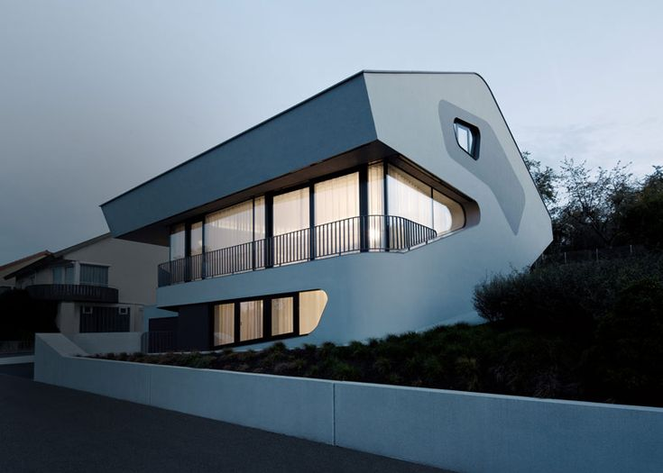 Ols house by j mayer h