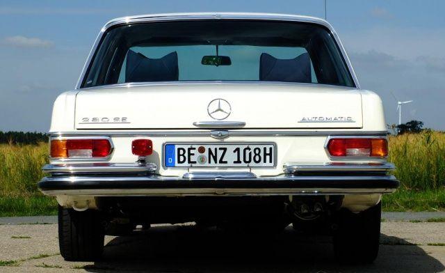 Wahrlich Oberklasse: Mercedes 280 SE (W108): Restaurierter Mercedes-Benz Klassiker glänzt mit blütenweißer Weste - Classic - Mercedes-Fans - Das Magazin für Mercedes-Benz-Enthusiasten