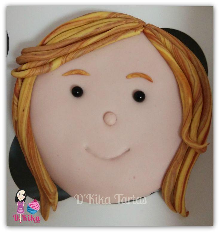 Girlfriend cupcake