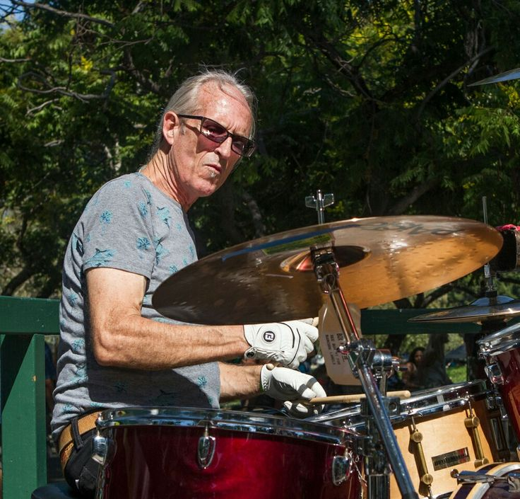 Mike Harvey, Jack Roberts Harvey Band, Golden Groove Stage, NBF III, Labor Day Weekend 2017