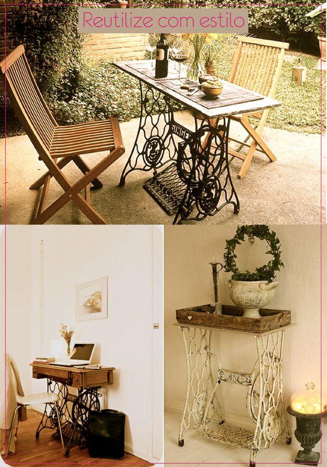 249 besten n hmaschinen dekorieren bilder auf pinterest gartenideen n hmaschinen und alte. Black Bedroom Furniture Sets. Home Design Ideas