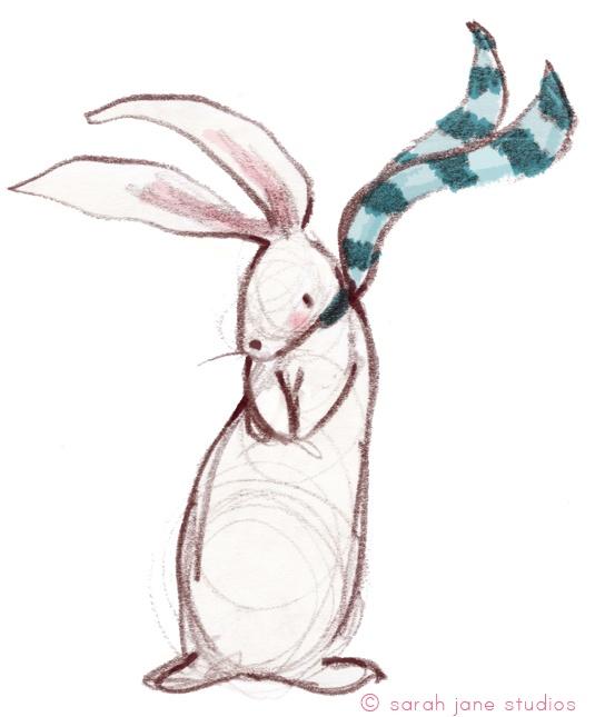 I simply adore her illustrations // sarahjanestudios.com/blog