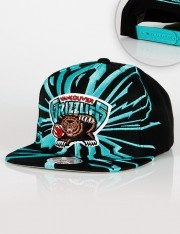 Mitchell & Ness Vancouver Grizzlies Snapback Black €40