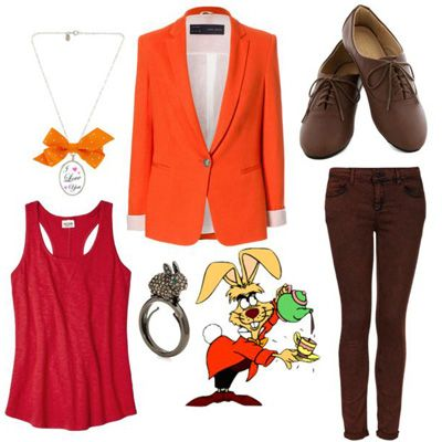 dress like alice in wonderland march hare
