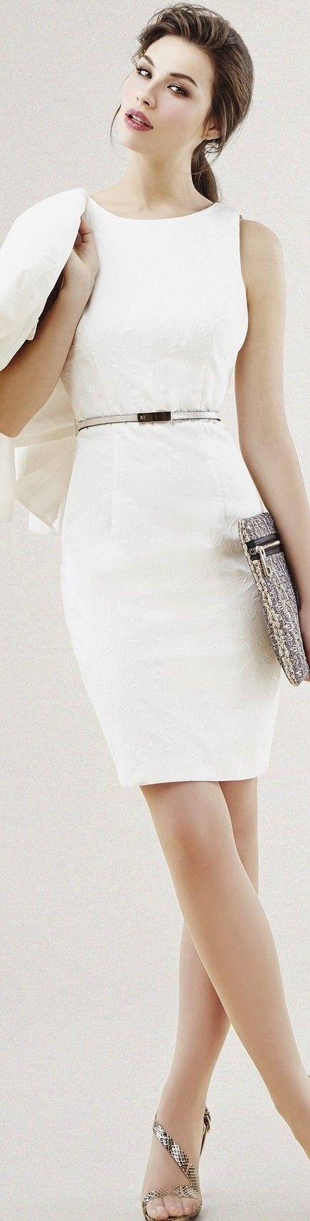 Roberto Verino women fashion outfit clothing stylish apparel @roressclothes closet ideas