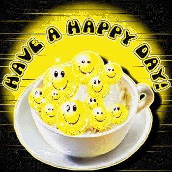Have A Happy Day | Myspace Graphics > Good Day > have a happy day smileys Graphic