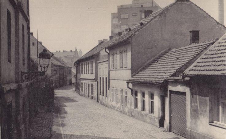Praha / Holešovice / 1959