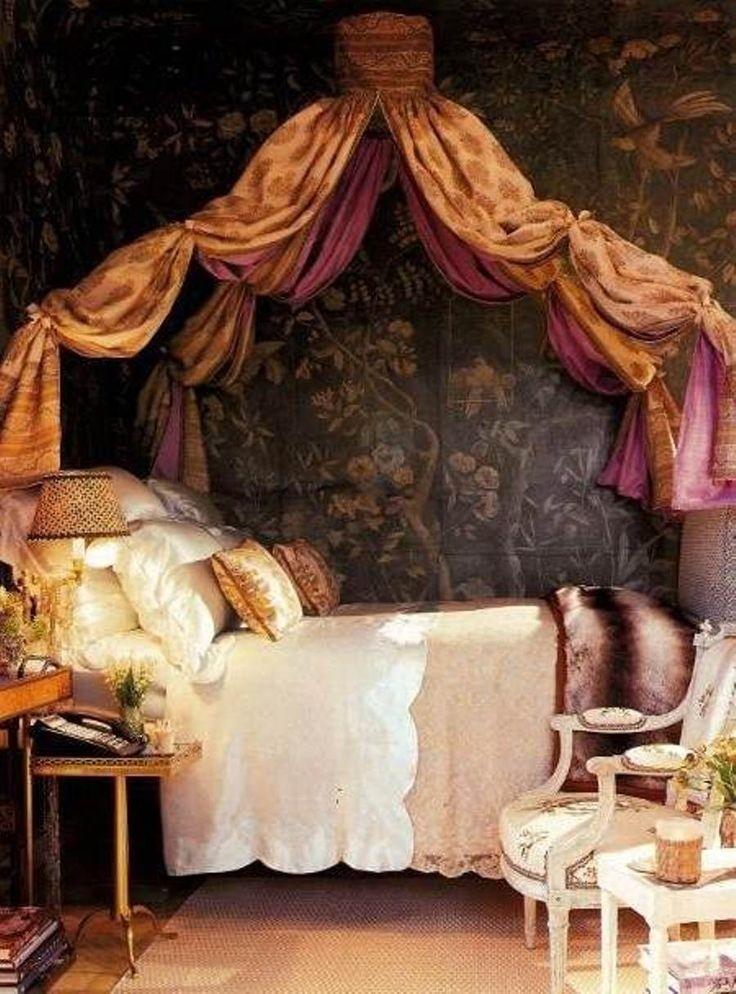 Bohemian Bedroom Romantic Color Gypsy Decor Gypsy: Chic Boho Bedroom Ideas : Cute And Unique Boho Bedroom