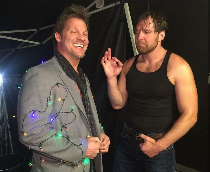 Dean Ambrose & Chris Jericho