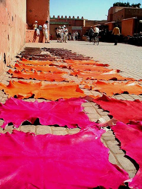 Colorful Marrakech - Maroc Désert Expérience tours http://www.marocdesertexperience.com