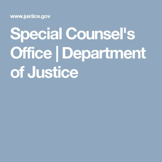 Special Counsel's Office | Department of Justice  PAUL MANAFORT INDICTED ON 12 COUNTS, INCLUDING MONEY LAUNDERING POSTED ON OCTOBER 30, 2017 AT 9:27AM
