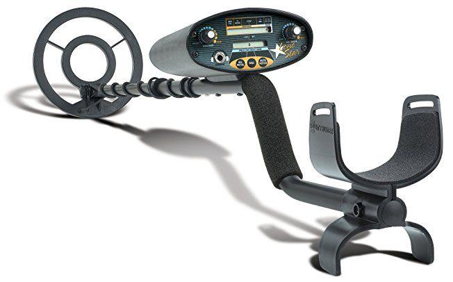 Amazon.com : Bounty Hunter Lone Star Metal Detector : Hobbyist Metal Detectors : Garden & Outdoor