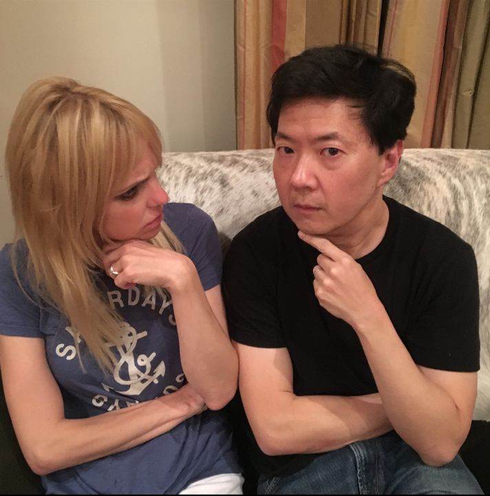 Anna Faris is Unquaified: Ken Jeong (part 1)  Mr.Chow from 'The Hangover' joins Anna this week