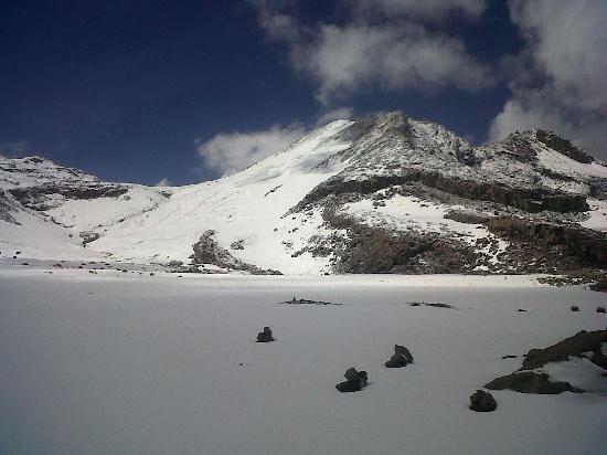 Nevado del Ruiz, Colombia.