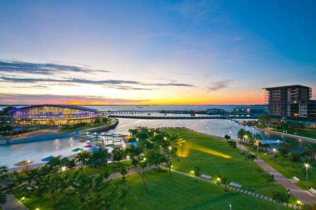 Wharf Escape One - Darwin Waterfront | Darwin, NT | Accommodation