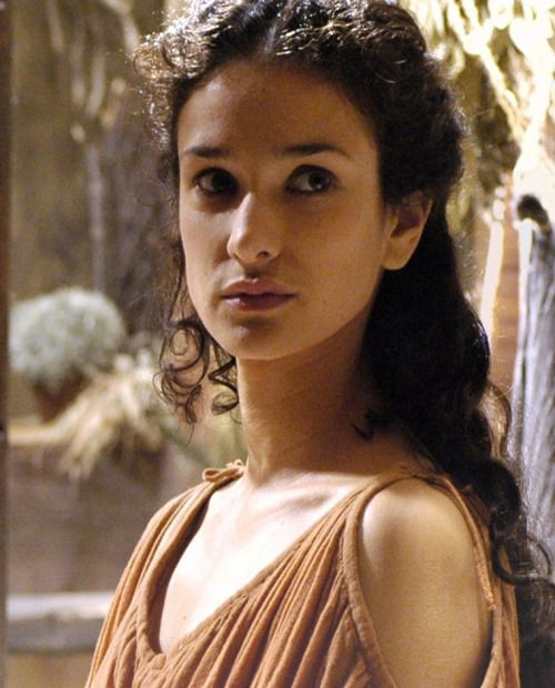 Miss Jindal (Indira Varma) from Ieevan Geet, mother works at the finishing school also