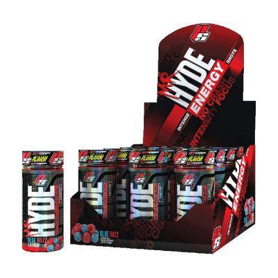 Mr Hyde Energy Shot är en ultrakoncentrerad, intensiv energibostare. Denna produkt skapades speciellt som ett bekvämt alternativ för att kunna ta ett nytt tag när som helst.