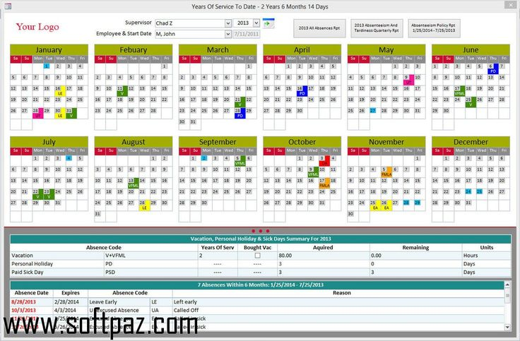 Getting Employee Attendance Tracker and Database for MS Access setup was never this easy! Download Employee Attendance Tracker and Database for MS Access installer from Softpaz - https://www.softpaz.com/software/download-employee-attendance-tracker-and-database-for-ms-access-windows-184819.htm and enjoy high speed downloading from our free servers!