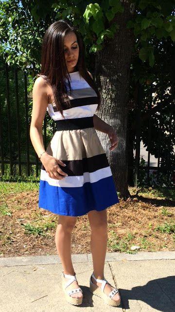 Ponto Moda: vestido imperial