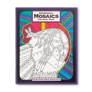 Picture of Aboriginal Mosaics Coloring Book