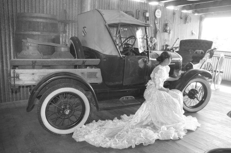 Cider Barn Wedding