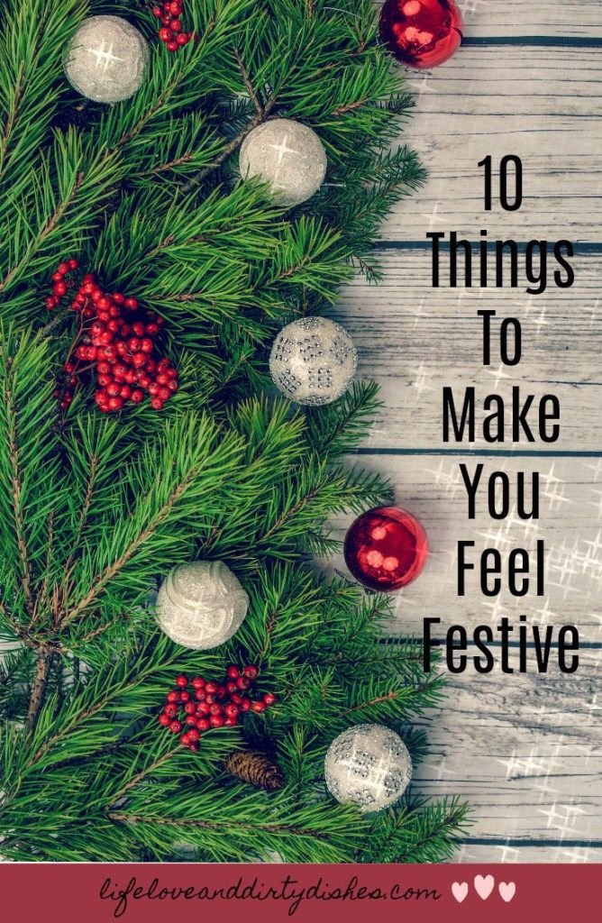 Felling more Grinch than your are Santa? Christmas stress making you feel a bit bah humbug? Check out these 10 festive things to make you feel festive and get in the Christmas spirit and enjoy the magic.