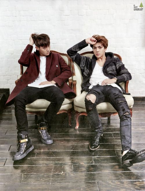 66 best Taohun images on Pinterest Sehun, Exo and K pop