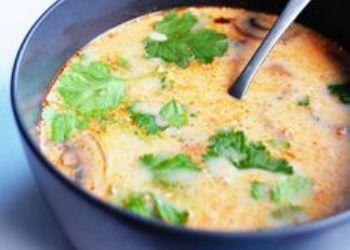 Gail's Asian Flavours Fish Soup