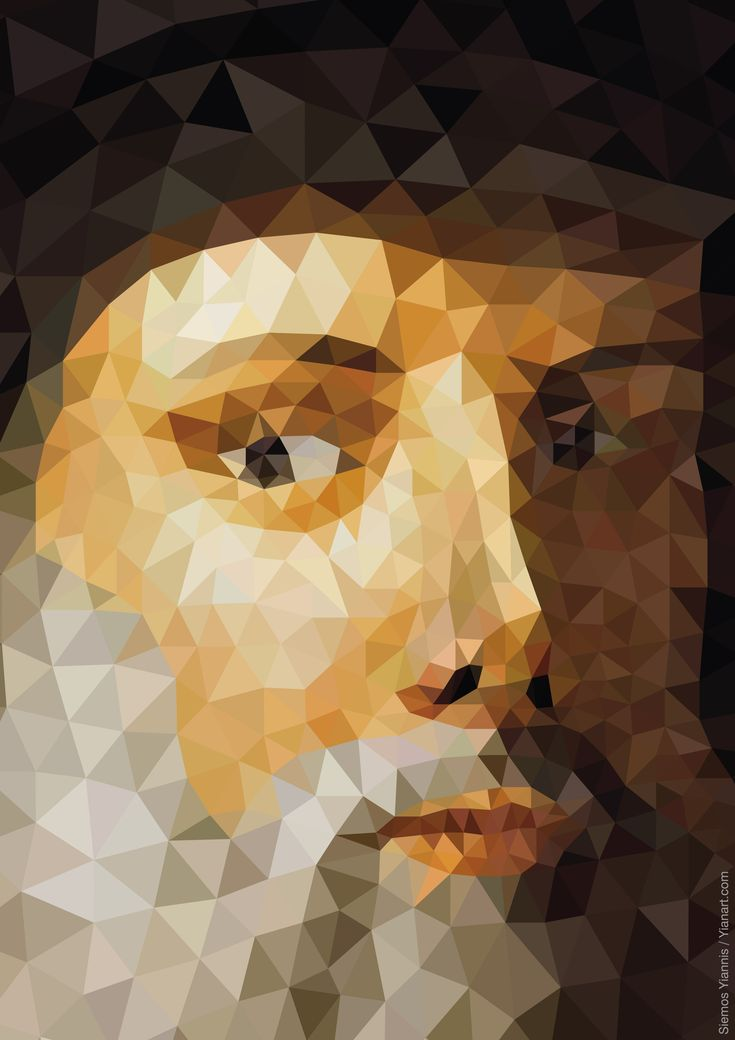Leonardo da Vinci_Closed_Yianart.com