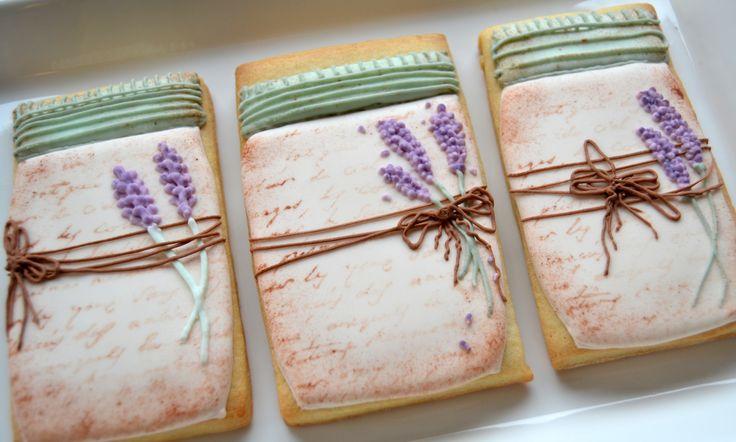 Valentinesday cookies