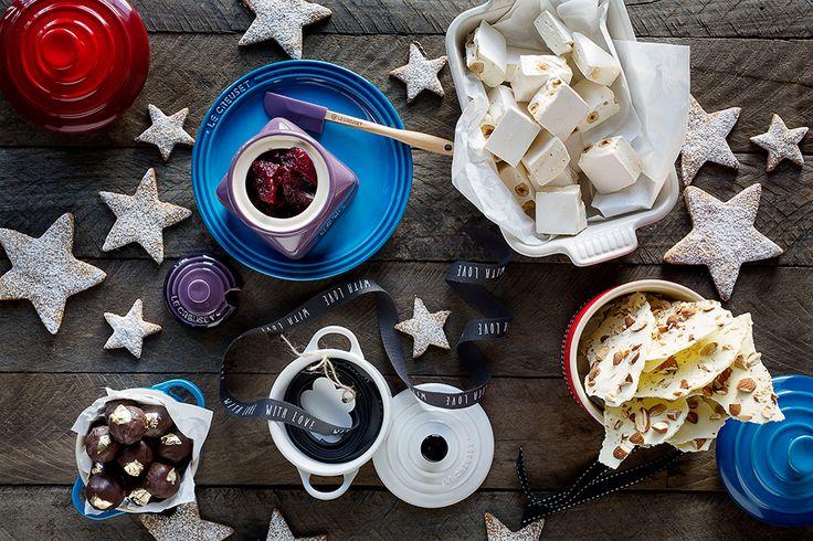 Edible Gifting Ideas // Le Creuset