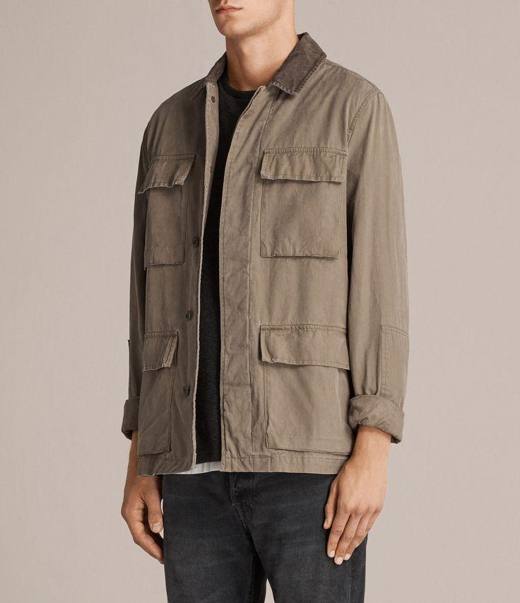 Dyers Jacket
