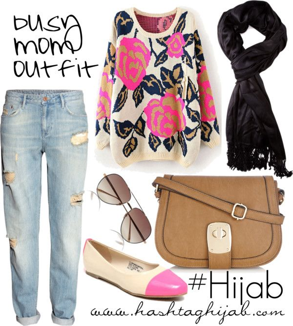 Hashtag Hijab Outfit #278/ or casual day outfit love the sweater