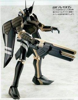 Super Robot Taisen - Super Robot Taisen OG Full Action Figure DX Series - FAF-023DX - Werkbau (Volks)