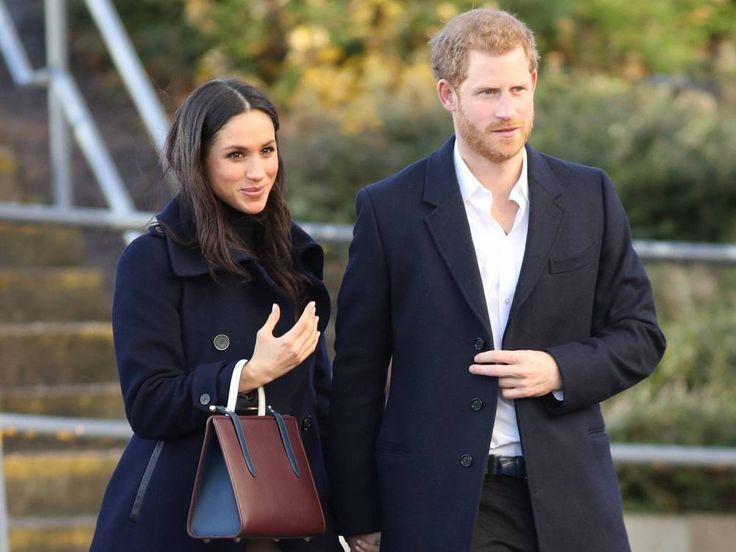 """Der erste Pflichttermin als verlobtes Paar liegt hinter ihnen: In Nottingham bewiesen Prinz Harry und Meghan Markle nicht nur ihre Verliebtheit, sondern auch ihre Stilsicherheit. Prinz Harry (33) und Meghan Markle (36, """"Suits"""") haben ihren ersten Auftritt nach der Verlobung..."""