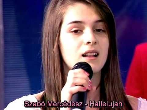 Hallelujah-cover-by Mercedes Szabo