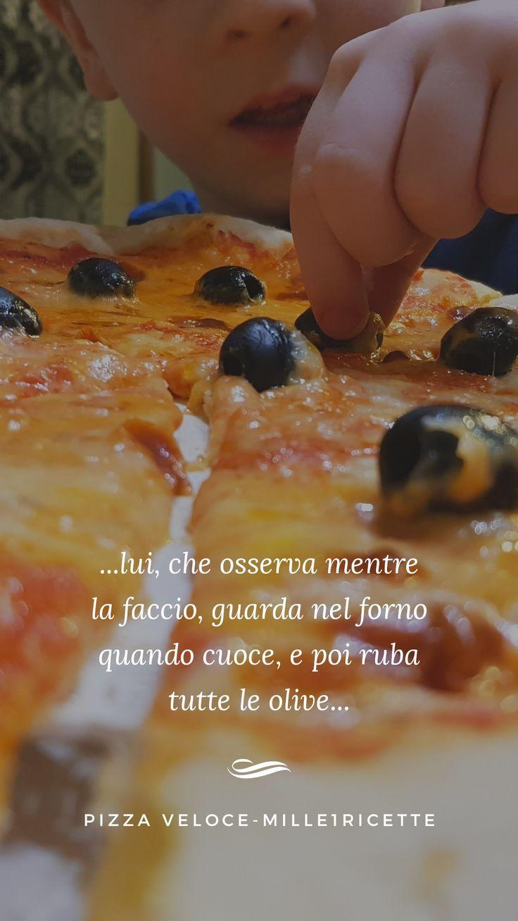 Pizza veloce  Perfetta per ogni sera  Ricetta migliore in assoluto  #pizza