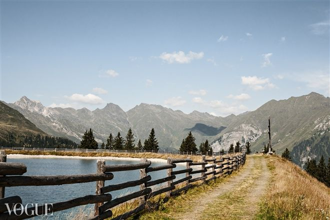 PhotoVogue, lake, landscape, Trentino Alto Adige - Val Recines