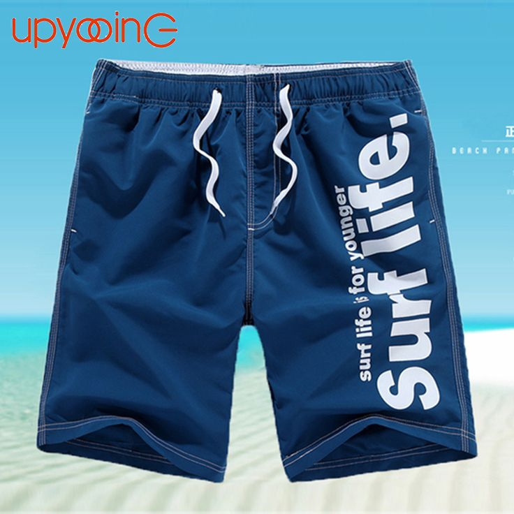 New Surf Style Shorts For Men //Super Sale: $10.00 (was $20.33) & FREE Shipping //     #ChicBay.com
