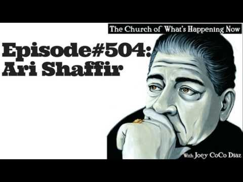 The Church Of What's Happening Now #504 - Joey Diaz and Lee Syatt with Ari Shaffir