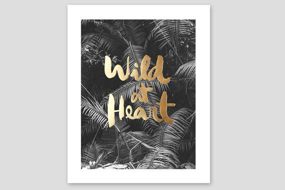 Wild at heart. OLD GOLD edition.