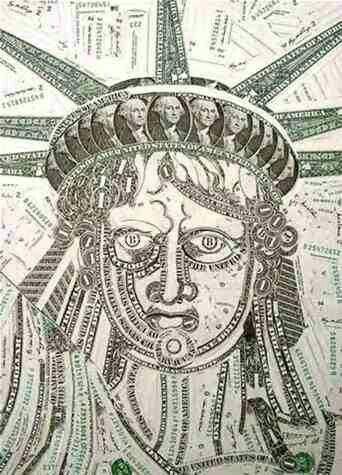 The Beautiful Lady Liberty