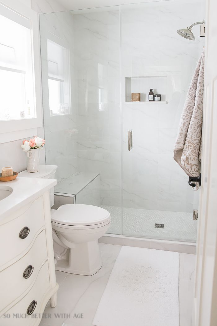 Small Bathroom Renovation And 13 Tips To Make It Feel Luxurious So Much Better With Age