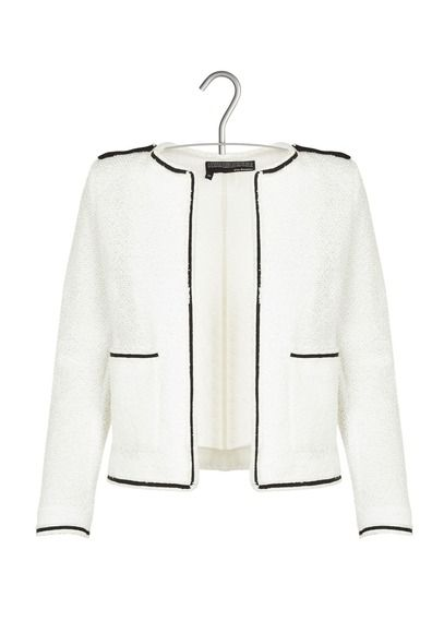 veste maille Blanc by THE KOOPLES