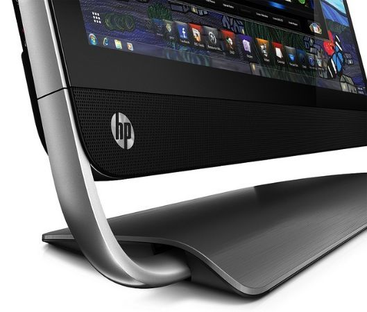 New HP all in one PC
