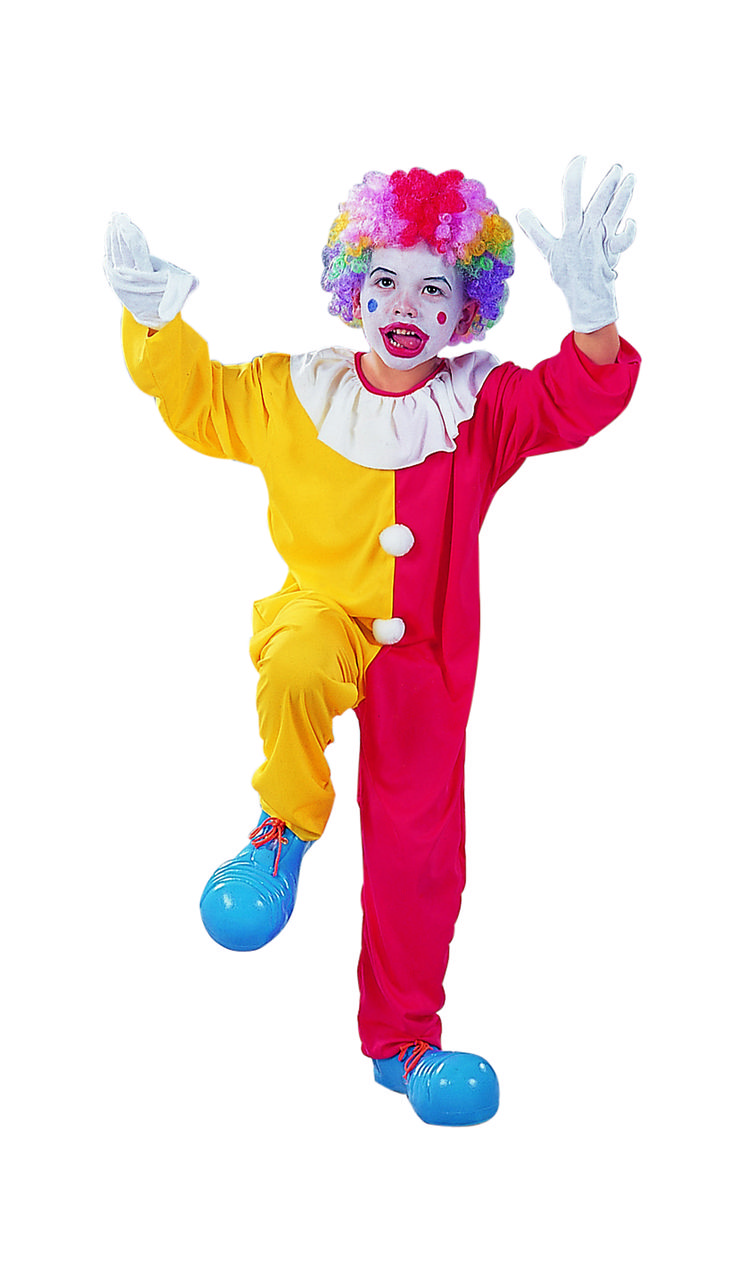 Cool Costumes Circus Clown Child Costume just added...