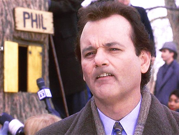 phil connors from groundhog day No matter what bill murray's phil connors does, he wakes up every morning on groundhog day—that much is made clear by the movie's halfway point.