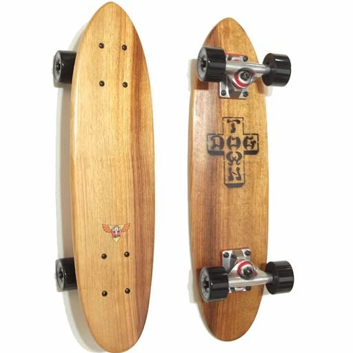 Dog Town 1972 Complete (Exotic Mahogany) $119.95